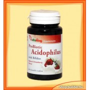Acidophilus with Bifidus (60 tabl. de mest.)