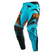 Pantaloni FOX 360 SHIV MX16 AQUA