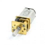 60RPM 12GA N20 6V 3mm Shaft Mini DC Geared Gear Box Motor for DIY Toy