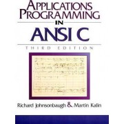 Applications Programming in ANSI C by Richard Johnsonbaugh