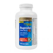 IBUPROFEN (Lactose-Free) 200mg 500 Tablets