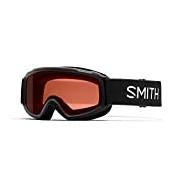 Smith Optics Junior Sidekick Ski Goggles, Children's, Sidekick, Black, S