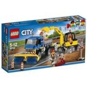 LEGO 60152 LEGO City Sopmaskin och grävmaskin