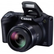 Aparat Foto Digital Canon PowerShot SX410, 20MP, Zoom optic 40x, Filmare HD (Negru)