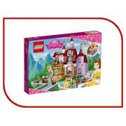 Lego Конструктор Lego Disney Princess Заколдованный замок Белль 41067