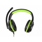 Casti Mediatech Purus MT3564 Black Green