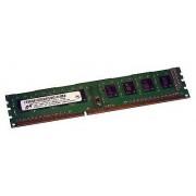 1GB 240p PC3-10600 CL9 8c 128x8 DDR3-1333 1Rx8 1.5V UDIMM RFB, Micron, CJP, MT8JTF12864AZ-1G4F1