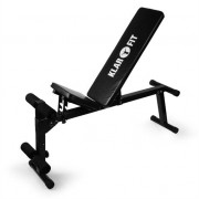 Klarfit FIT-HB3 Adjustable Weight Training Sit Up Bench