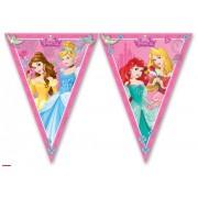 Disney Hercegnők zászlófüzér