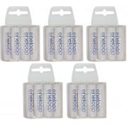 PACK OFERTA: 20 x Baterías Panasonic Eneloop BK-3MCCE 1900mAh