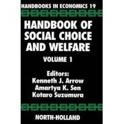 Handbook of Social Choice and Welfare: Vol 1 by Kenneth J. Arrow