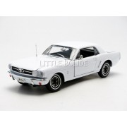 Welly - 1/18 - Ford - Mustang 64 1/2 - Coupe - 1964 - 12519coup_W-Welly