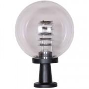 Bol staande lamp helder 35∅ + raster