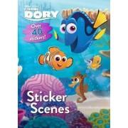 Disney Pixar Finding Dory Sticker Scenes by Parragon Books Ltd