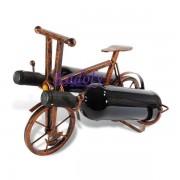 Suport Bicicleta cu 2 sticle vin