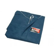 Scan Disposable Overall Navy XXL 128-136Cm