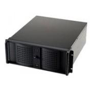 FANTEC TCG-4800X07-1 - Montage en rack - 4U - ATX - pas d'alimentation - noir - USB