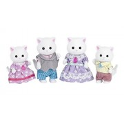 Sylvanian Families Persian cat Family FS-28