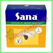 Centura Hernie Inghinala Marimea XL Tip B Dreapta - Sana