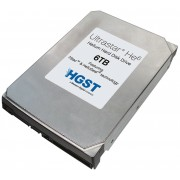 HGST 3.5in 25.4MM 6000GB 64MB 7200RPM SAS ULTRA 512N TCG
