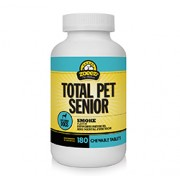 TOTAL PET SENIOR OVERALL WELLNESS FOR SENIOR DOGS (Smoke Flavour) 180 Chewable Tablets