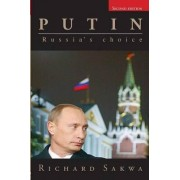 Putin by Richard Sakwa