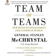 Team of Teams by General Stanley McChrystal