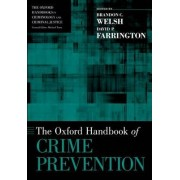 The Oxford Handbook of Crime Prevention by Brandon C. Welsh
