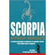 Scorpia by A Horowitz