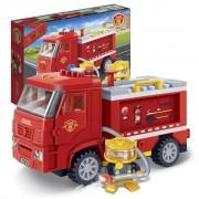 BanBao Fire Engine 7116