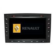 """Autoradio Renault Megane II 2 DIN 7"""" HD GPS"""