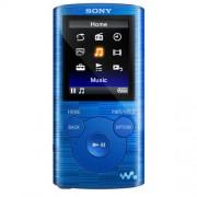 Mp4 Player Sony NWZE384L, 8GB, Albastru