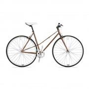 Csepel Royal 3* női fixi kerékpár
