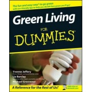 Green Living For Dummies by Liz Barclay