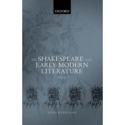 On Shakespeare and Early Modern Literature by John Kerrigan