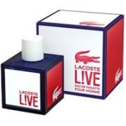 Lacoste Perfume Bottle White