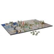 YANOMAN 4D CITY SCAPE TIME PUZZLE - TOKYO (1100 Piece Puzzle) [Toy] (japan import)