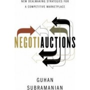 Negotiauctions by Guhan Subramanian