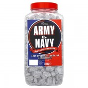 Paynes Army & Navy Liquorice Lozenges Tablets Sweets