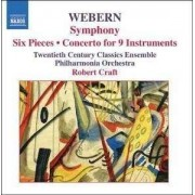 A. Webern - Orchestra & Chamber Works (0747313253029) (1 CD)