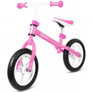 Bicicleta fara pedale Lionelo Fin pink