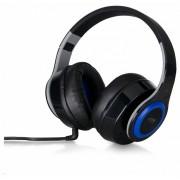 "TDK LoR ""Smartphone Control"" ST560S Premium Over-Ear Headset (negru/albastru)"