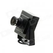 700TVL OSD PAL FPV 130W Mini Photographie aérienne caméra - Noir