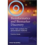 Bioinformatics and Biomarker Discovery by Francisco Azuaje