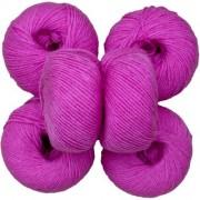 Baby Wool Purple Pack Of 14