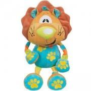 Плюшена играчка с дрънкалка Лъвче - 1390 Babyono, 9070202