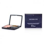 DiorBlush Vibrant Colour Powder Blush - # 756 Rose Cherie 7g/0.24oz DiorBlush Glowing Color Прахообразен Руж - # 756 Rose Cherie