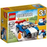 LEGO Creator 31027 Blue Racer Set New In Box Sealed #31027 /item# G4W8B-48Q50406