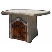 Korzika Asztal