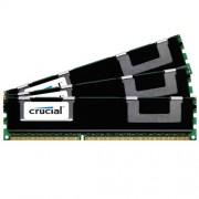 Crucial 48GB Kit (16GBx3), 240-pin DIMM, DDR3 PC3-8500
